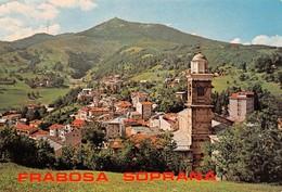 Cartolina Frabosa Soprana Panorama Serie Piemonte Turistico - Cuneo