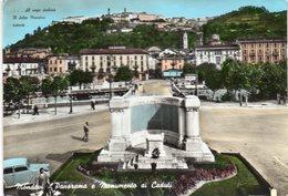 MONDOVI' , Monumento Ai Caduti - Cuneo