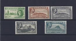 Gibraltar: 103-104-105-107-117 * - Gibraltar