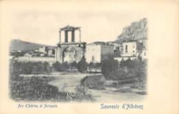 Souvenir D'Athènes - Arc D'Adrien Et Acropole - Greece