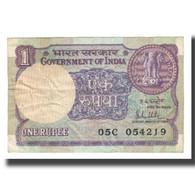 Billet, Inde, 1 Rupee, KM:78Ae, TTB - Indien