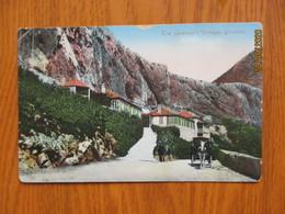 THE GOVERNORS COTTAGE GIBRALTAR   , OLD  POSTCARD     , 0 - Gibraltar