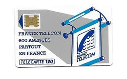 FRANCE Te10 Impact 19745 - 600 Agences