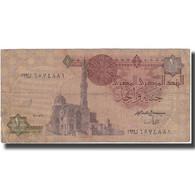 Billet, Égypte, 1 Pound, KM:50e, TB - Egypt