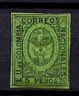 Colombie YT N° 39 Neuf *. Gomme D'origine. A Saisir! - Colombia