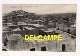 DF / MAROC / TAOURIRT / PANORAMA DE LA VILLE - Morocco