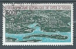 Cote D'Ivoire Poste Aérienne YT N°51 Riviera Africaine Oblitéré ° - Côte D'Ivoire (1960-...)
