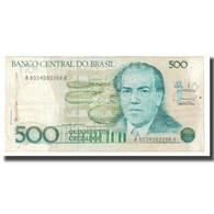 Billet, Brésil, 500 Cruzados, KM:212c, TTB - Brazil