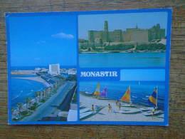 Tunisie , Monastir , Multi-vues - Tunisia
