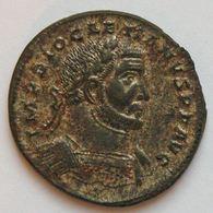 DIOCLETIEN, DIOCLETIANUS, Follis, MONETA S AVGG ET CAESS NN, SUP - 6. Die Tetrarchie Und Konstantin Der Große (284 / 307)