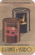 Portugal   1 Calendário  1951 - Calendriers