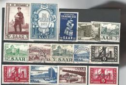 51082 ) Collection Germany Saar - Sammlungen