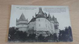 CPA -  4125. Château De La Dordogne, Château De BANNES - Altri Comuni