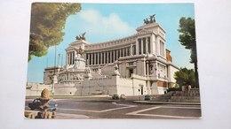 Postcard Carte Postale Cartolina Postkarte Roma Italia Altare Della Patria #12 - Panthéon