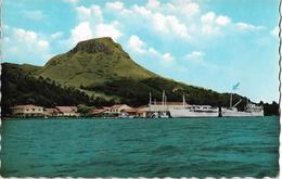 POLYNESIE FRANCAISE - ILES SOUS LE VENT - Port D'UTUROA - Polynésie Française
