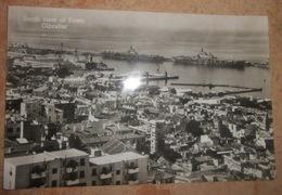 CP / Europe: Gibraltar SOUTH VIEW OF TOWN GIBRALTAR - Gibraltar