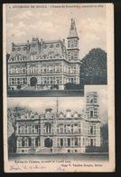 ENVIRONS DE MELLE  CHATEAU DE RUNENBORG CONSTRUIT EN 1882 / RUINES DU CHATEAU INCENDIE LE 3 AVRIL 1904 - Melle
