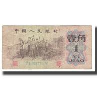 Billet, Chine, 1 Jiao, KM:877c, TB - Chine