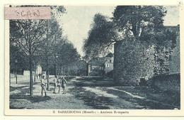 Sarrebourg  (Moselle)  : Anciens Remparts - Sarrebourg