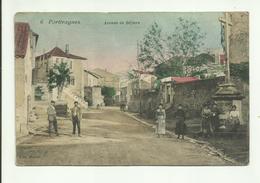 34 . PORTIRAGNES . AVENUE DE BEZIERS - Otros Municipios