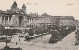 Hungary - Budapest - Tozsde - Borse - Tram - Hungary