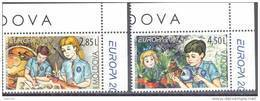 2007. Moldova, Europa 2007, 2v, Mint/** - Moldawien (Moldau)