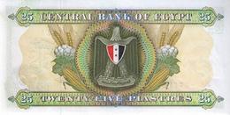 EGYPT  P. 42b 25 Ps 1972 UNC - Egypt