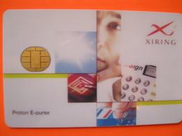 Télécarte Xiring - Telefoonkaarten