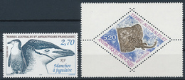 TAAF  -  1999 , Zügelpinguin , Eaton-Rochen - Terre Australi E Antartiche Francesi (TAAF)