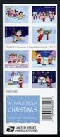 USA Folienblatt 196 Mit MiNr. 5200-09 Postfrisch MNH Charlie Brown (O388 - United States
