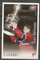 Canada 2017 Victory NHL Obl - 1952-.... Règne D'Elizabeth II