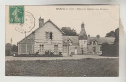 CPA ORCHAISE (Loir Et Cher) - Château Du Guérinet : Les Communs - Sonstige Gemeinden