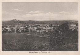 Cartolina - Postcard / Non Viaggiata - Unsent /  Campobasso, Panorama.  ( Gran Formato ) - Campobasso