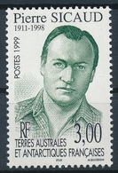 TAAF  -  1999 , Pierre Sicaud - Terre Australi E Antartiche Francesi (TAAF)