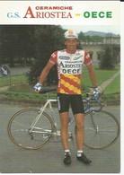 Ariostea 1985 - Guido Van Calster (wielrennen) - Ciclismo