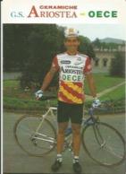 Ariostea 1985 - Ennio Salvador (wielrennen) - Ciclismo