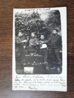 L27/1488 NEUFCHATEAU . Souvenir . Campagne 1914 - Neufchateau