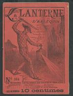 La Lanterne D'Arlequin No 367 Du 18 Mars 1888 - Books, Magazines, Comics