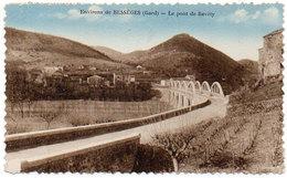 Cpa Gard - Environs De Bessèges - Le Pont De Revéty - Bessèges