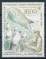 TAAF  -  1999  ,  Künstliche Nistplätze - Terre Australi E Antartiche Francesi (TAAF)
