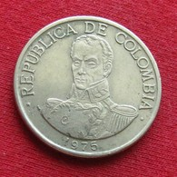 Colombia 1 Peso 1975 KM# 258.1 Colombie - Colombia