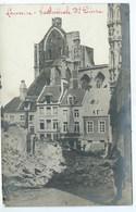 Leuven Louvain Cathédrale St Pierre - Leuven