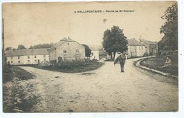 Bellefontaine Route De Saint Vincent - Tintigny