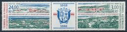 TAAF  -  1999  ,  50 Jahre Forschungsstationen Aus Den Kerguelen Und Insel Amsterdam - Terre Australi E Antartiche Francesi (TAAF)