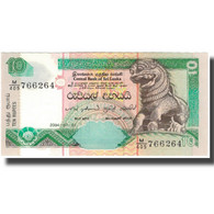 Billet, Sri Lanka, 10 Rupees, 2004-07-01, KM:New, NEUF - Sri Lanka