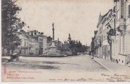 GENT  -BOULEVARD DE LA CITADELLE - 1907 - Gent