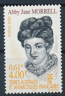 TAAF  -  2000  ,  Abby Jane Morrell - Terre Australi E Antartiche Francesi (TAAF)