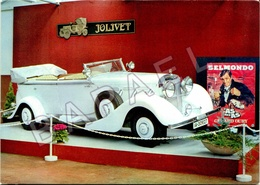 La Clayette (71) - Musée Automobile - Voiture De ''L'As Des As'' (Recto-Verso) - Museum