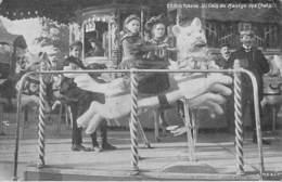 Thème: Manège - Fête Foraine :  Manège  De Chats        (Voir Scan) - Other