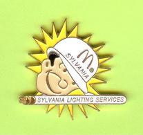 Pin's Mac Do McDonald's Sylvania Lighting Services - 4CC08 - McDonald's